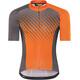 Mavic Crossmax Elite Kortærmet cykeltrøje Herrer orange/brun